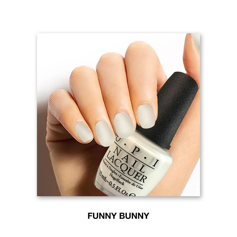 OPI Nail Lacquer, Funny Bunny 0.5 oz - Walmart.com