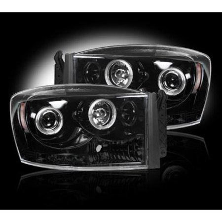 Recon 264199bk Projector Headlights Walmart Com
