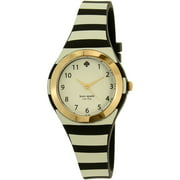 Kate Spade New York Women's Rumsey 1YRU0749 Multicolor Silicone Quartz Watch