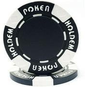 11.5-Gram Suit Hold'em Poker Chips by TRADEMARK GAMES INC