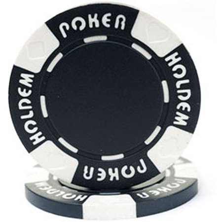 11.5-Gram Suit Hold'em Poker Chips Double Suit Clay Poker Chip