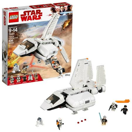 LEGO Star Wars TM Imperial Landing Craft75221 (Lego Star Wars Imperials)