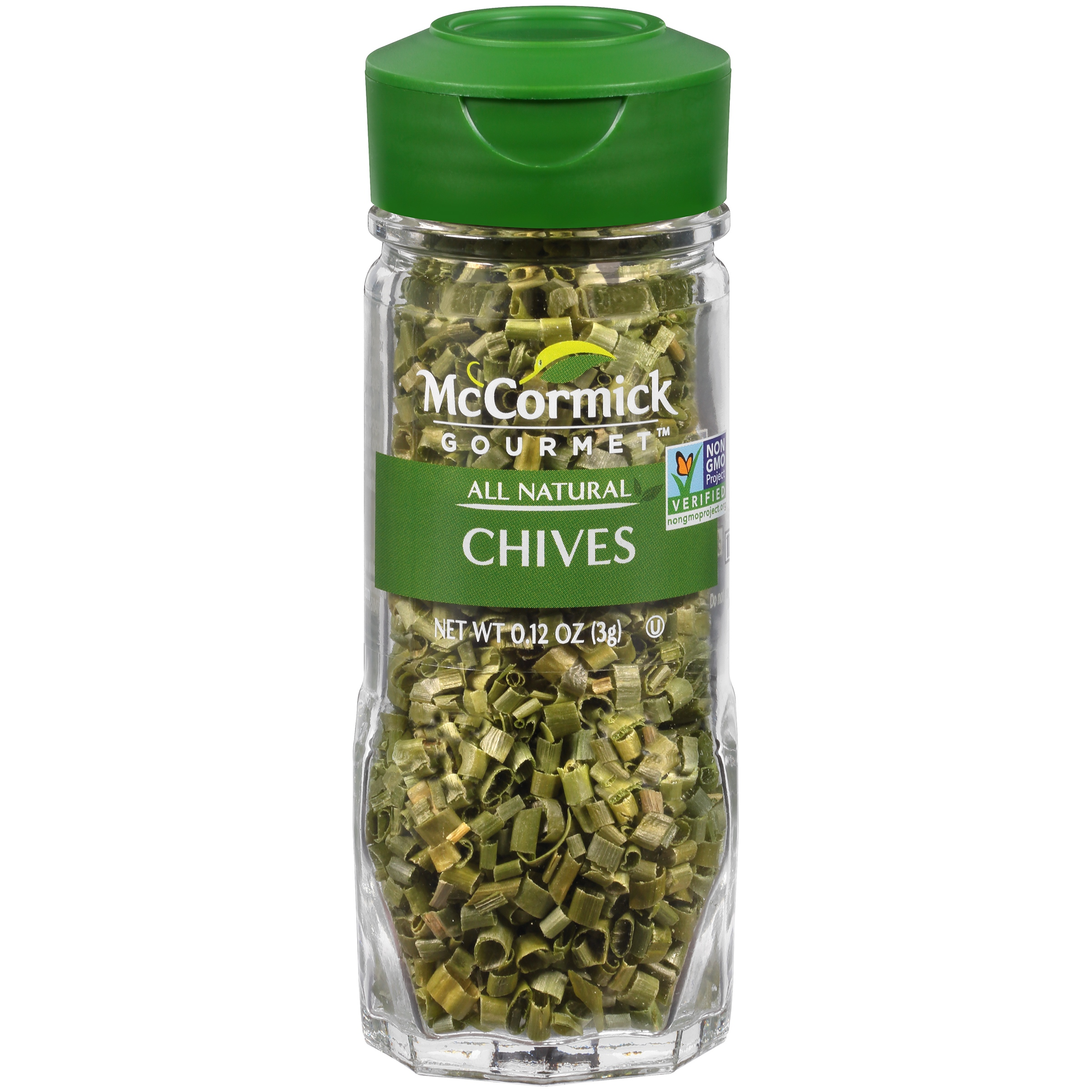 McCormick Gourmet Herbs Chopped Chives, .12 oz by McCormick & Co., Inc