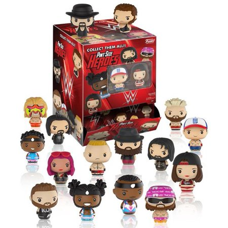 FUNKO PINT SIZE HEROES: WWE SUPERSTARS (ONE FIGURE PER - Super Hero Star