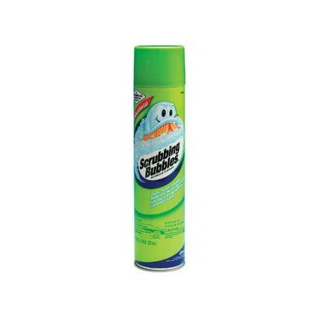 Scrubbing Bubbles Antibacterial Flushable Bathroom Wipes