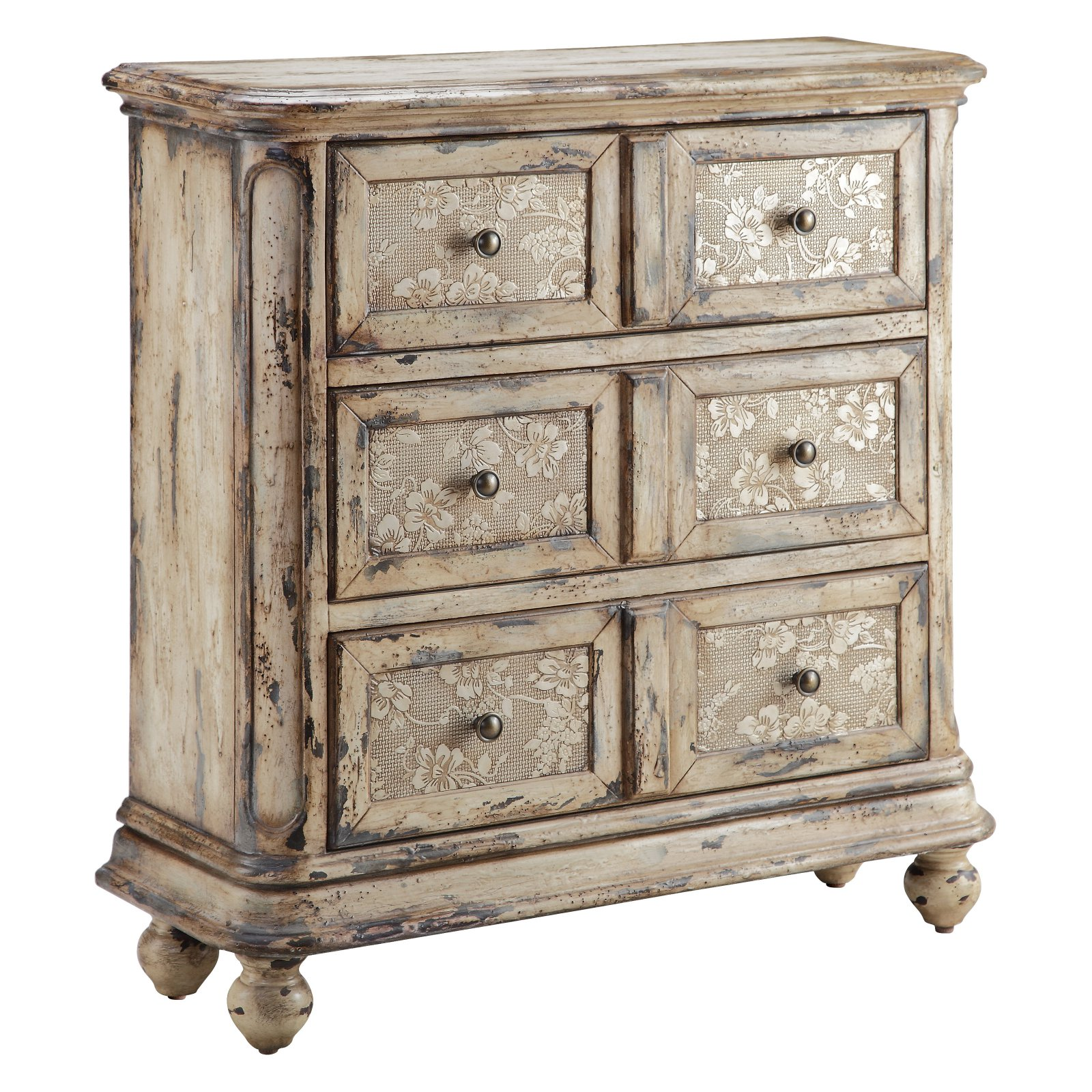 Louissa 3 Drawer Chest