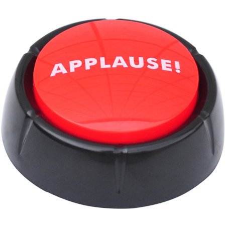 Image of Applause Button - This Button Applauds when Pressed By Allures & Illusions