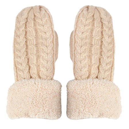 Women's Warm Winter Gloves Mittens