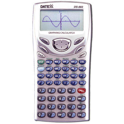 Datexx 889 Functions Graphing Scientific Calculator