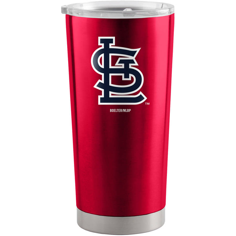 20 oz St. Louis Cardinals Colored Ultra Tumbler