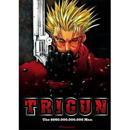 Posterazzi MOV475832 Trigun Movie Poster - 11 x 17 (Trigun Poster)