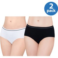 Best Fitting Panty Seamless Hipster, 2 Pack