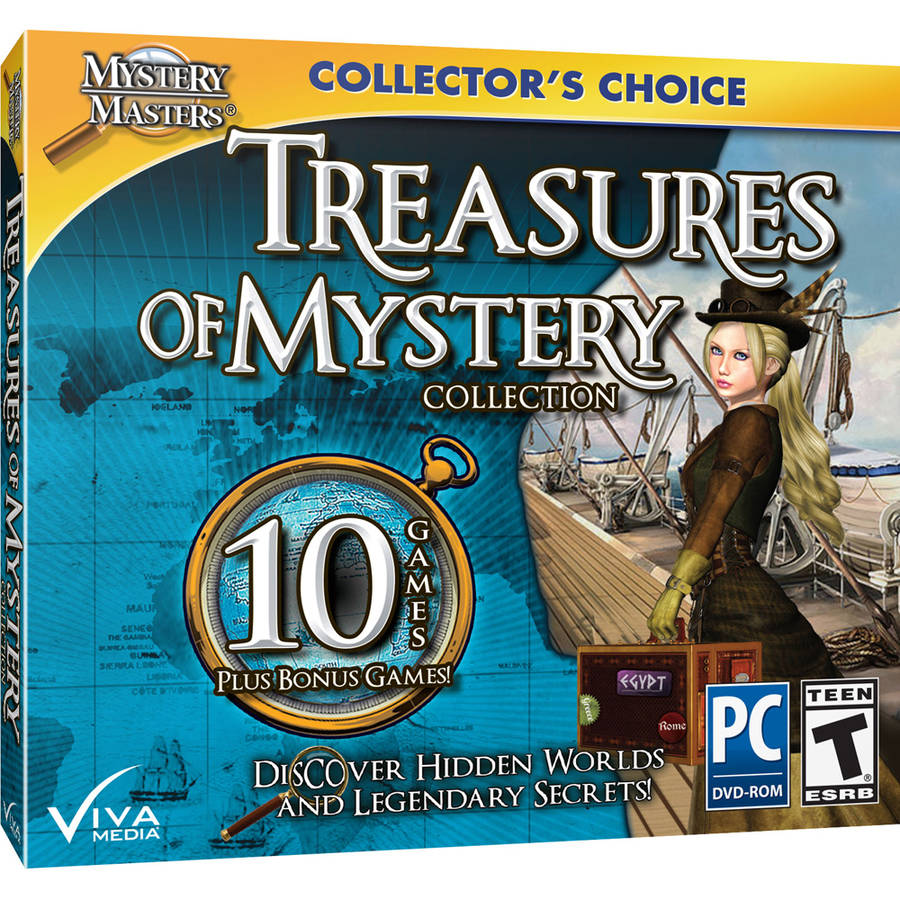Treasures of Mystery Collection