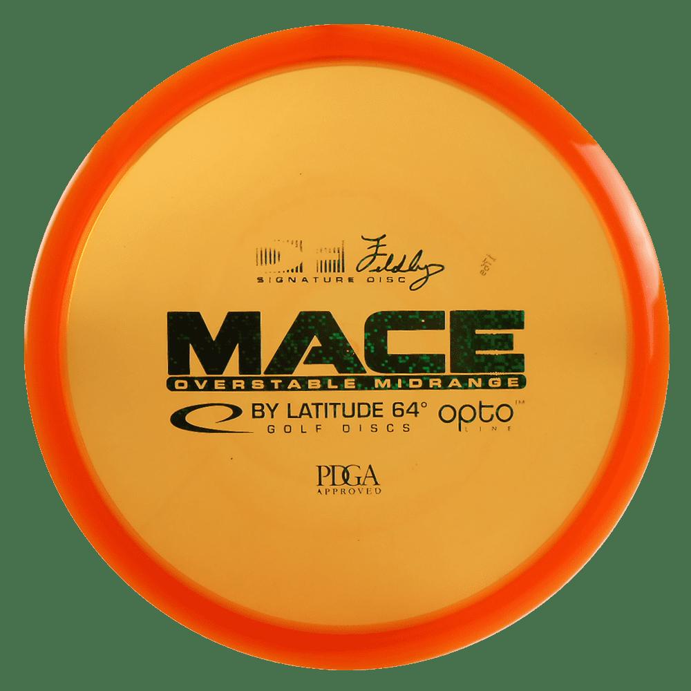 Latitude 64 Opto Mace 173-176g Midrange Golf Disc [Colors may vary] - 173-176g