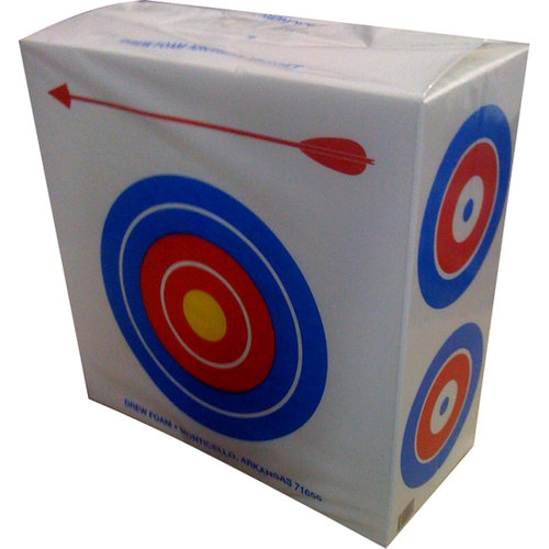 Drew Polystyrene Foam Archery Target by Drew Foam Companies Inc.