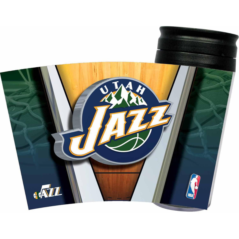 NBA Insulated Travel Tumbler, Salt Lake City Jazz