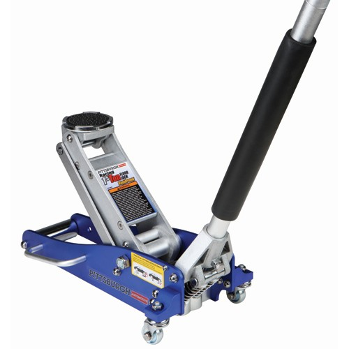 1.5 Ton Aluminum Racing Service Jack with Rapid Pump®