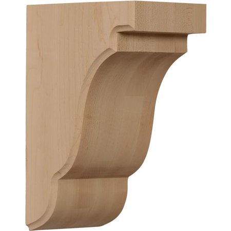 3.5 x 5 x 7.5 in. Bedford Bracket, Cherry - image 1 of 1