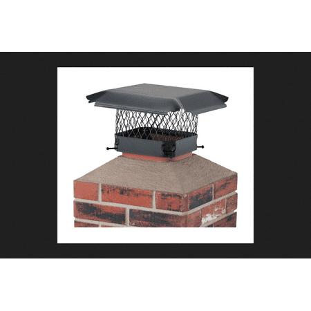 Hy-C Galvanized Steel Chimney Cap