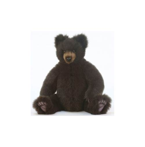 "Hansa Plush Teddy Bear, 18"" by Hansa"