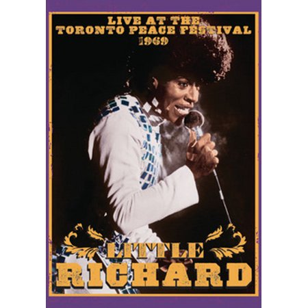 Little Richard: Live at Toronto Peace Festival 1969 (DVD)