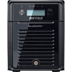 TERASTATION 3400 NAS 16TB 4X4TB SATA 2XGBE 2XUSB3 ISCSI SUP