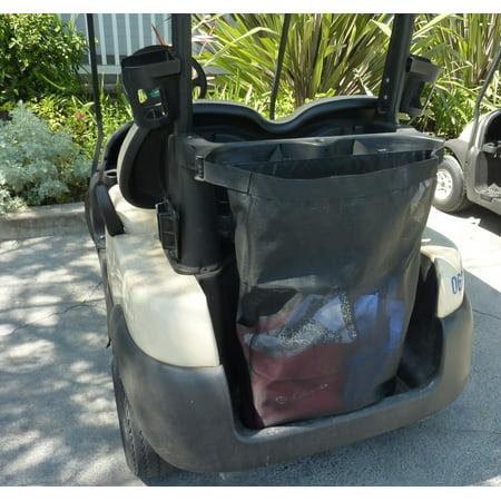 Formosa Covers EZGo, Club Car, Yamaha, Golf Cart Grocery Shopping and Utility Bag