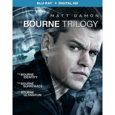 the bourne trilogy blu ray walmart com