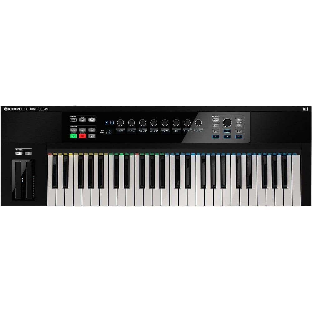 Native Instruments KOMPLETE KONTROL S49 Keyboard Controller by Native Instruments