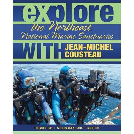 Explore the Northeast National Marine Sanctuaries With Jean-Michel Cousteau