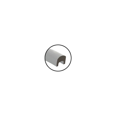 MACs Auto Parts  32-26072 Trunk Lid Or Rumble Lid Rubber Seal - Ford Passenger