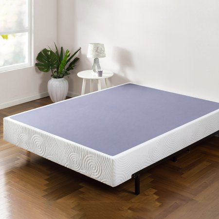priage 9 inch smart box spring mattress foundation. Black Bedroom Furniture Sets. Home Design Ideas