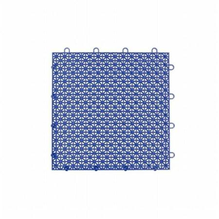 Cobalt Blue Polypropylene Interlocking