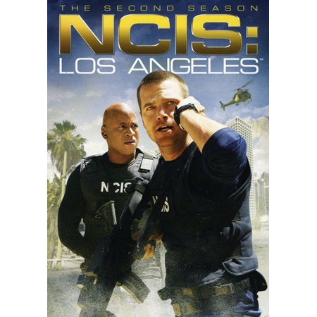 Ncis Los Angeles  The Second Season