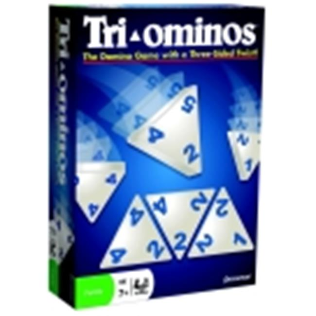 Pressman Tri Ominos Game Travel Size