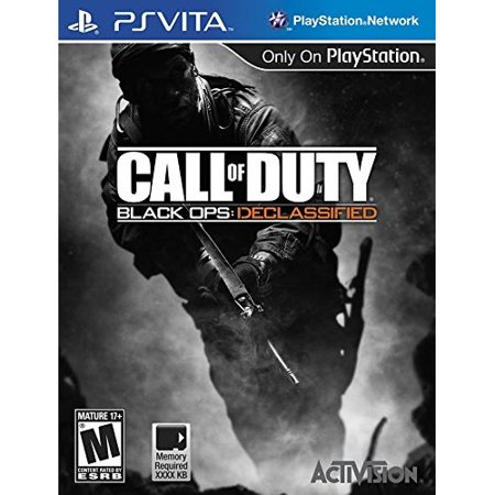 Refurbished Call Of Duty: Black Ops Declassified PlayStation Vita](cyber monday ps vita deals)