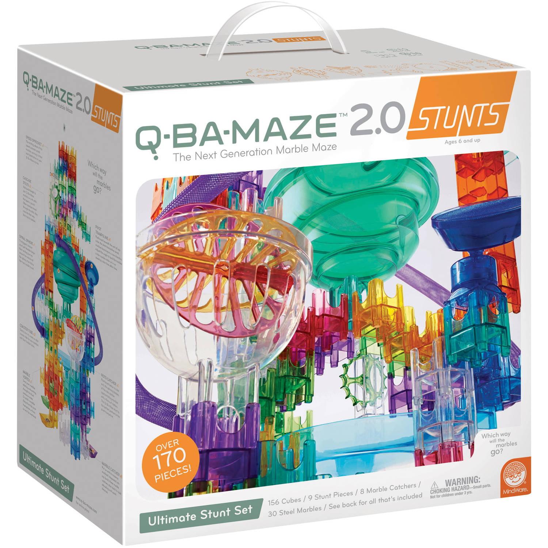 Q-BA-MAZE 2.0 Ultimate Stunt Set