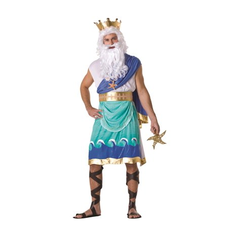 Poseidon- God , Adt Std