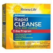 ReNew Life Formulas Total Body RAPID Cleanse - Best Reviews Guide