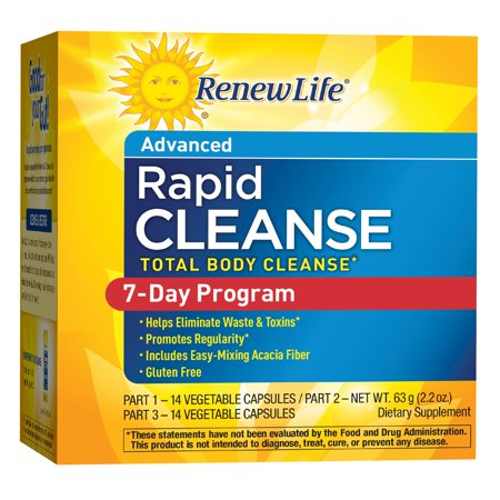 Renew Life Rapid Cleanse - 7-Day Program