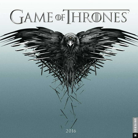 Game of Thrones 2016 Wall Calendar (Game Of Thrones Review Beyond The Wall)