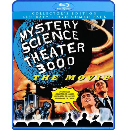 Mystery Science Theater 3000: The Movie (Blu-ray   DVD Combo)