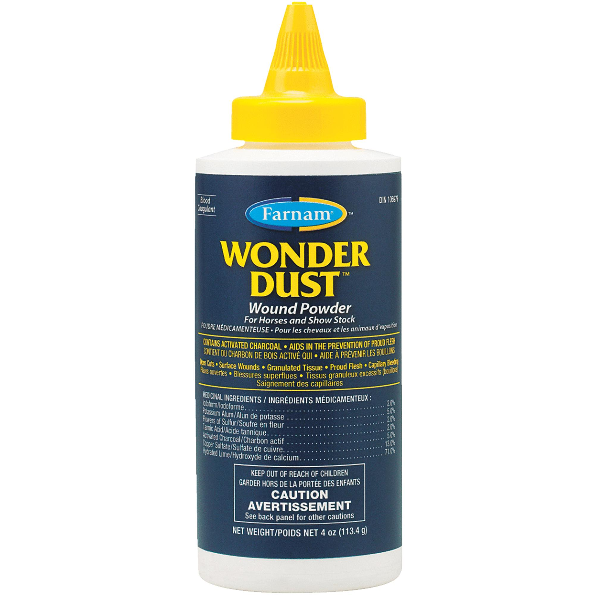 Wonder Dust Wound Dressing
