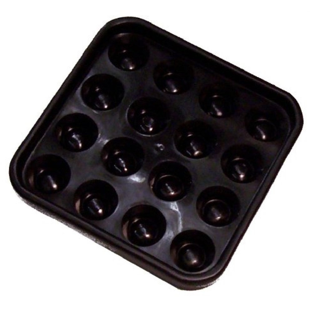 1 Plastic Ball Tray, Holds 16 balls By PRC