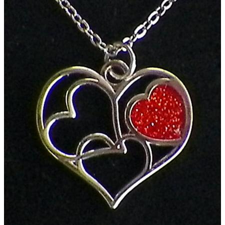 Life Love Pendant - Valentine's Day