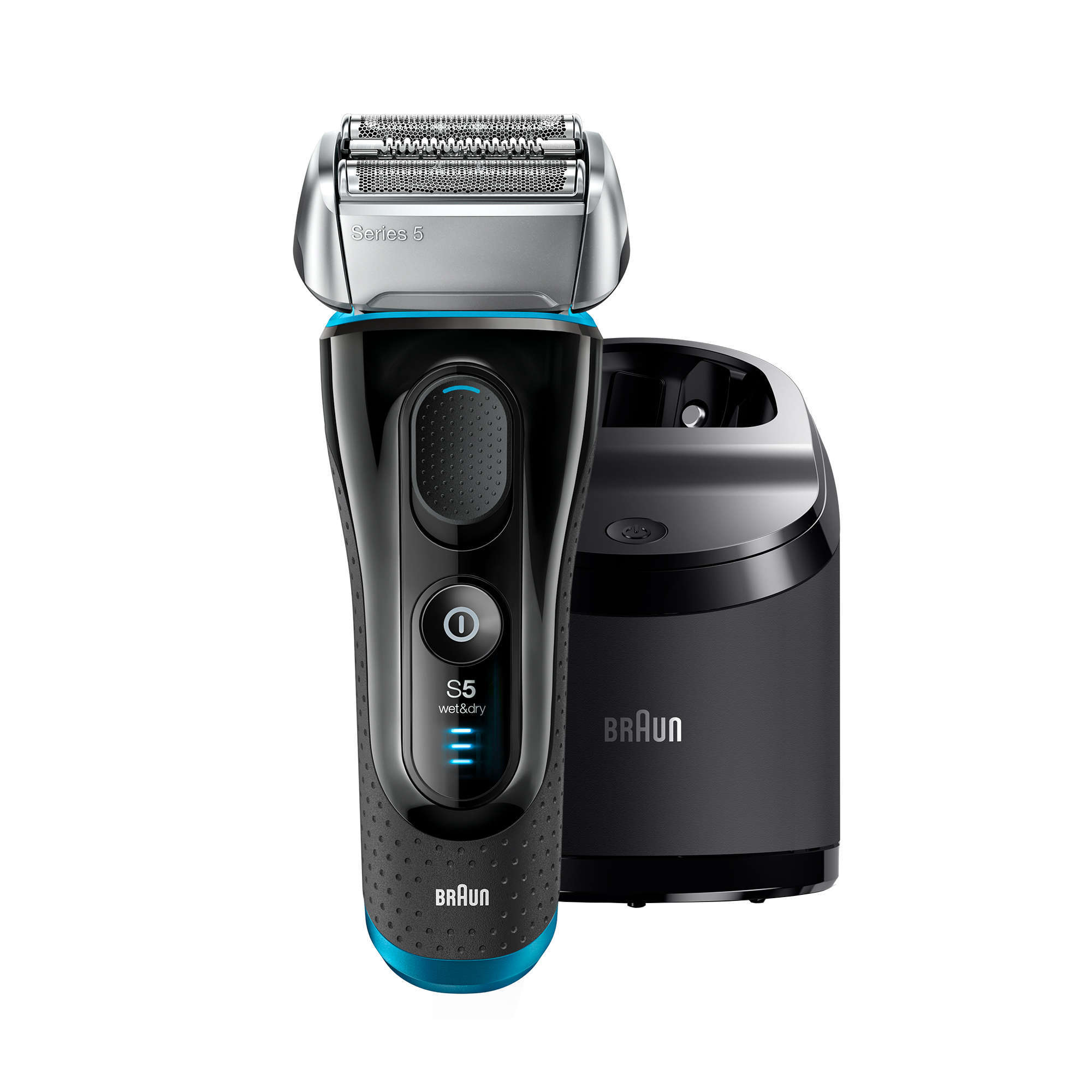 Braun Series 5 5190cc Mens Electric Foil Shaver