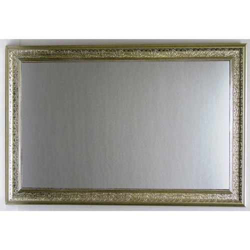 "Mark V Collection Champagne Wall Mirror, 24"" x 36"""