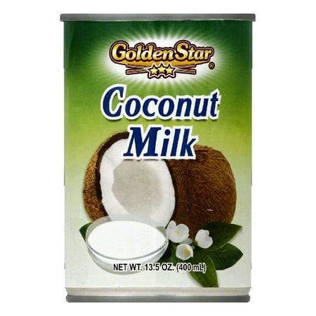 Golden Star Coconut Milk  13 5 Oz  Pack Of 12