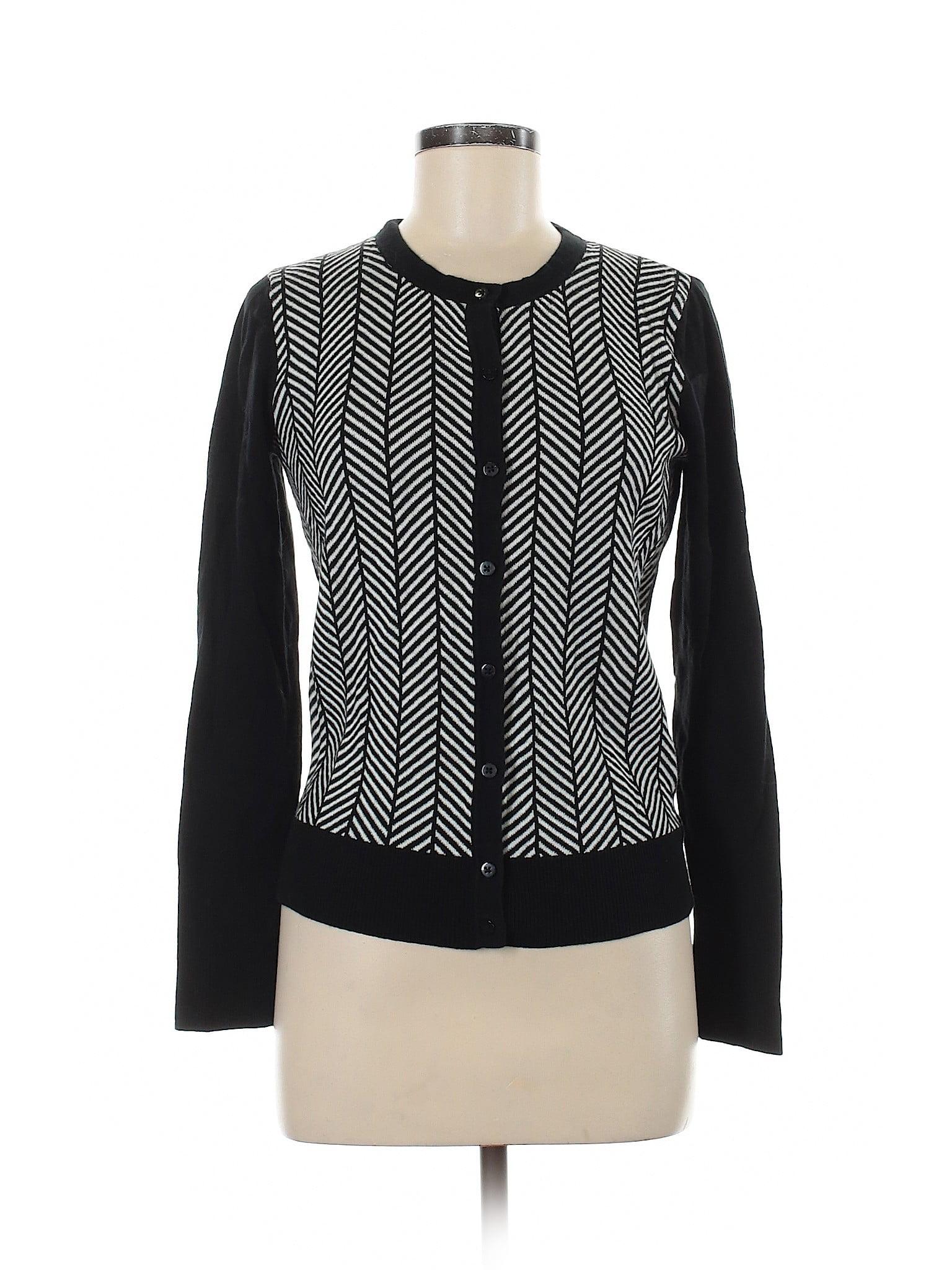 NEW MERONA Men/'s Green /& Black Checkered Plaid Sweater Size M