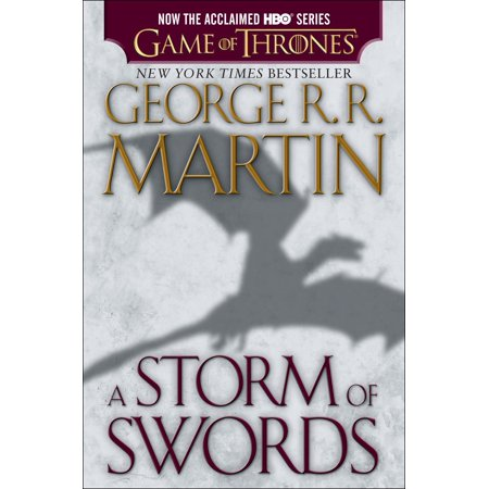 A Storm of Swords (HBO Tie-in Edition): A Song of Ice and Fire: Book